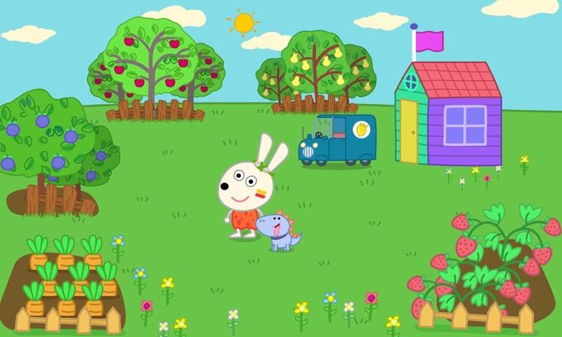 兔宝宝的农场