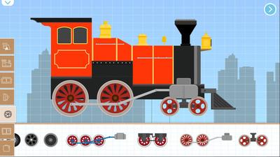 积木火车儿童游戏app下载_积木火车儿童游戏安卓版下载的截图