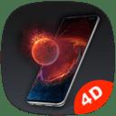 橙子4D动态壁纸app