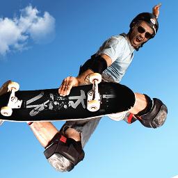 滑板特技高手
