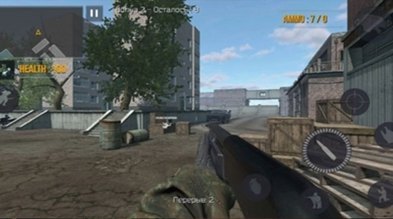 fgb反恐突击队游戏