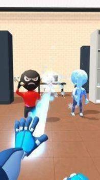火柴人冰冻超能力游戏