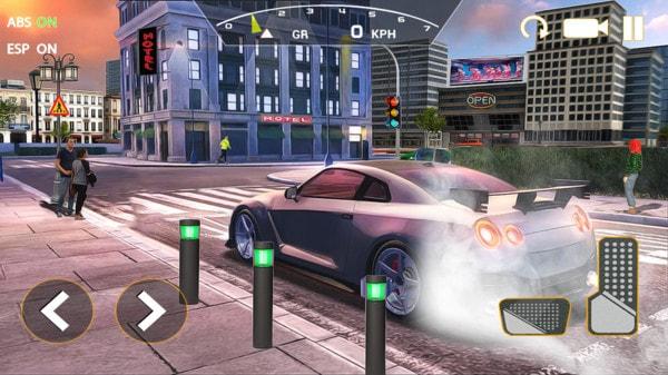 最佳汽车驾驶模拟器游戏