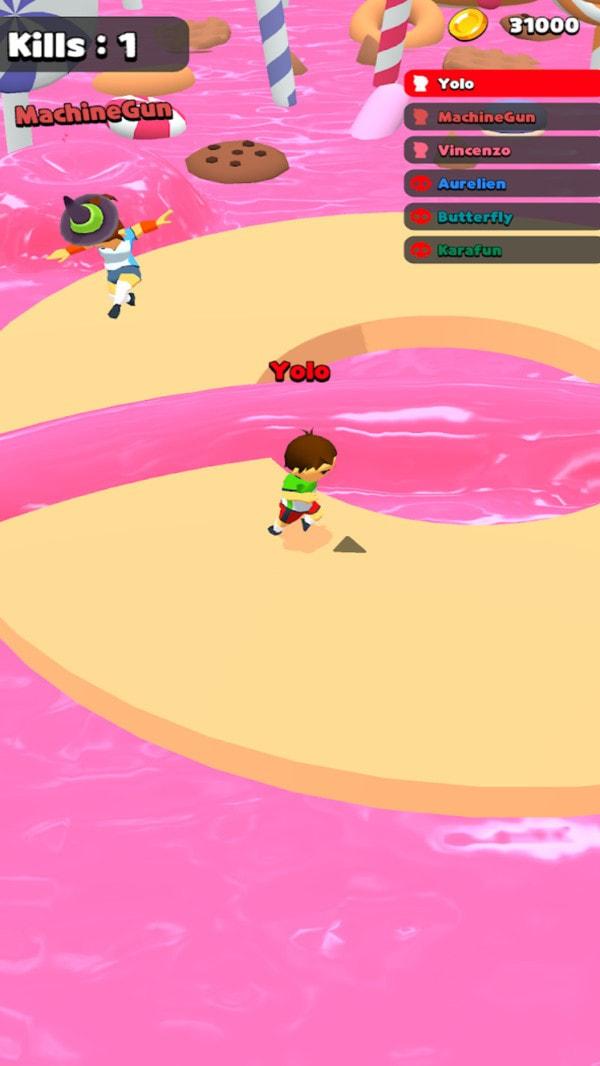 海浪淘汰赛游戏