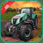 拖拉机耕种模拟器