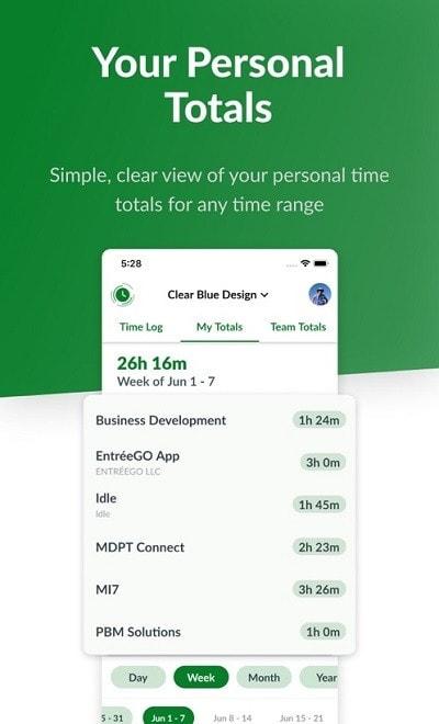 TeamTime团队时间追踪APP