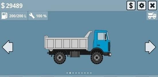 迷你卡车司机中文修改版游戏