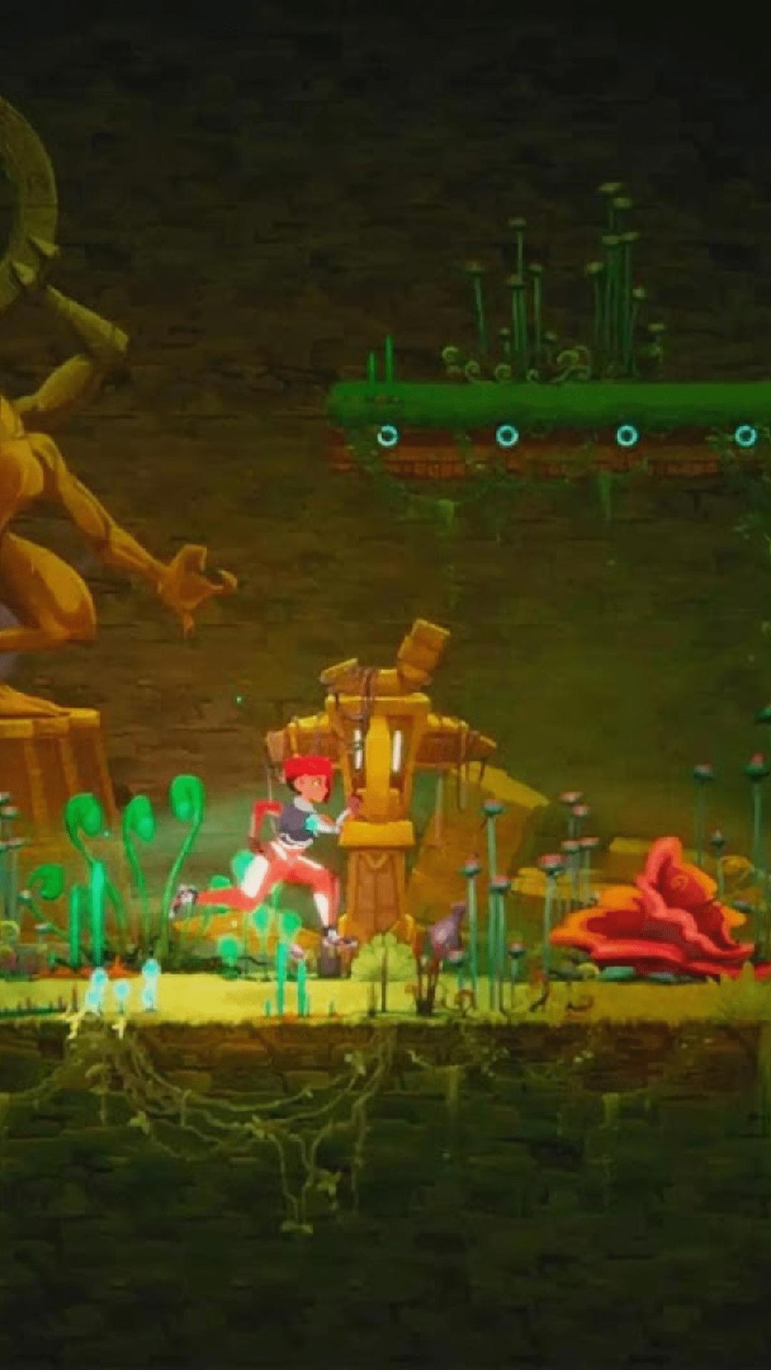 外星文明探险游戏