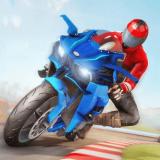 摩托赛车竞速3D安卓版