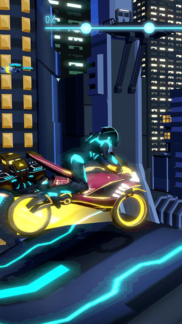 未来摩托车竞速