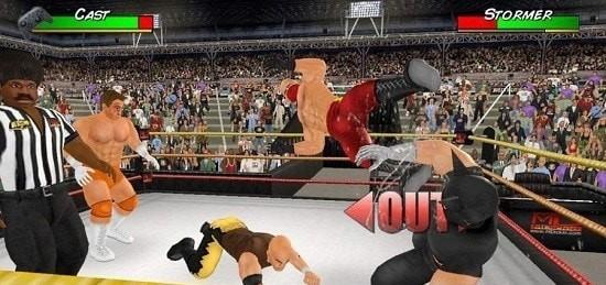摔跤帝国2021