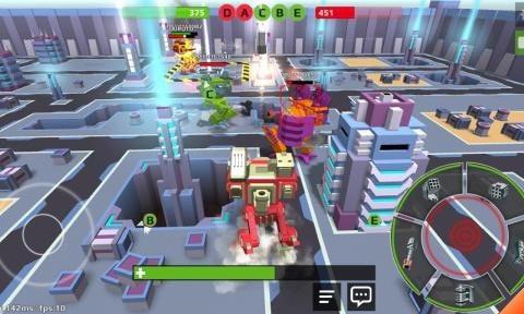 像素机器人战场(图2)